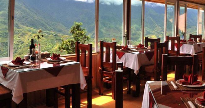 Nhà hàng khách sạn Eden Sapa