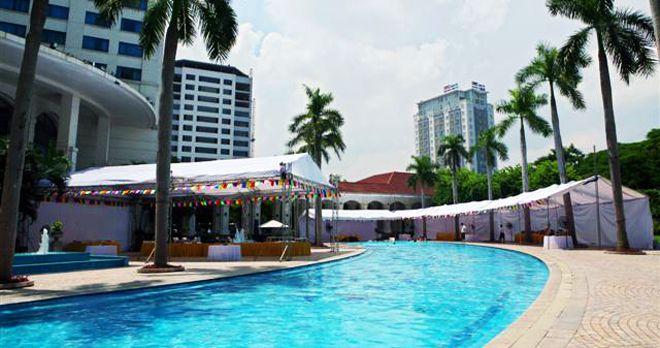 Khách sạn 5 sao ở Hà Nội khuyến mại
