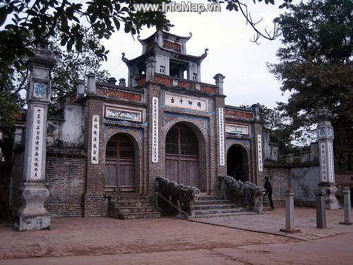 Thành Cổ Loa và Đền thờ An Dương Vương