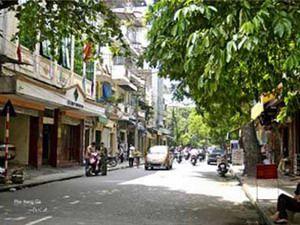 Nhà nghỉ – Khách sạn phố Hàng Gà, Hà Nội