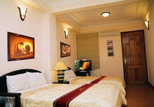 Khách sạn ở phố cổ Hà Nội giá rẻ