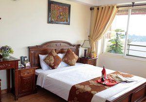 Nhà nghỉ gần hồ Trúc Bạch khuyến mại