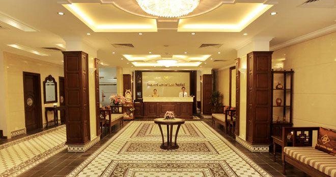Khách sạn Hà Nội Emotion