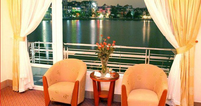 Khách sạn Lake View Hà Nội