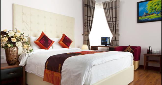Khách sạn 3 sao tại Hà Nội giá rẻ
