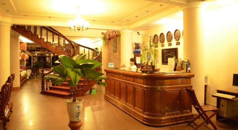 Khách sạn ở phố cổ Hội An