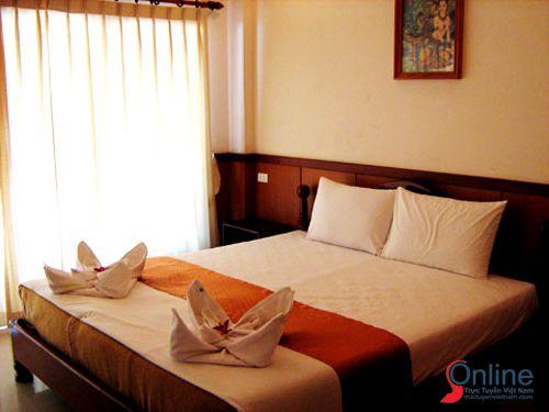 Khách sạn 1 sao ở Hà Nội giá rẻ