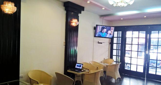 Khách sạn 2 sao ở phố cổ Hà Nội