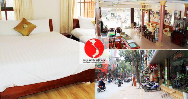 Nhà nghỉ, Khách sạn Saomai Hương Giang