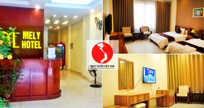Nhà nghỉ, Khách sạn Saomai Mely