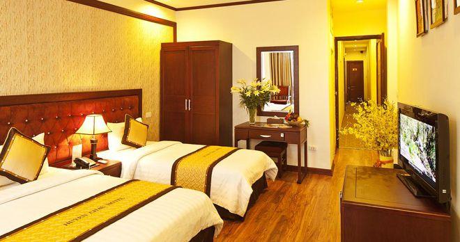 Khách sạn Huyền Châu Hà Nội