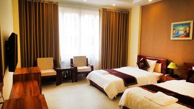 khách sạn Sao Mai Mely Cầu Giấy