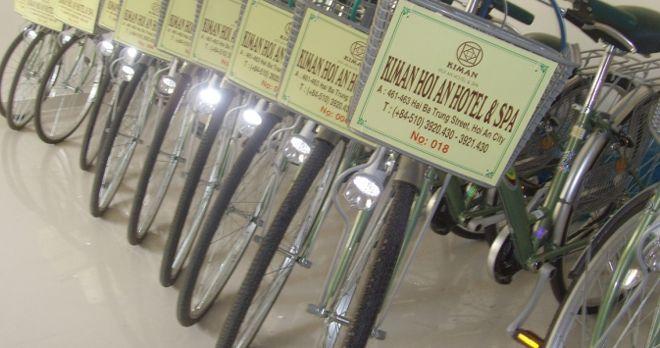Dịch vụ cho thuê xe đạp