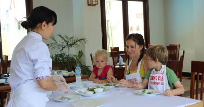 Nhà hàng của khách sạn Kim An Hội An