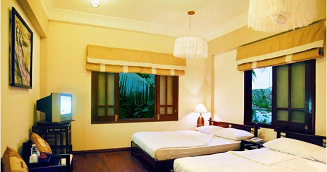 Phòng Superior của khách sạn An Huy Hội An