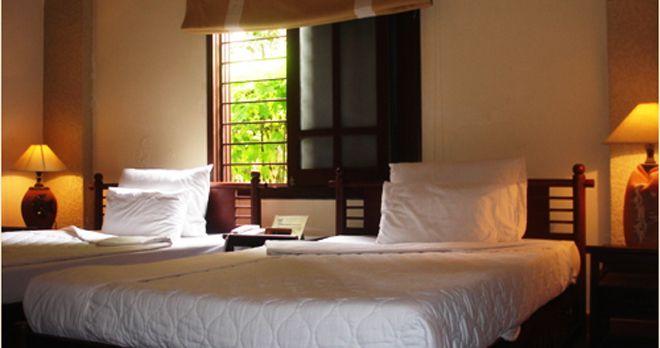 Phòng tiêu chuẩn của khách sạn An Huy Hội An