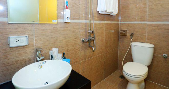 nhà tắm khách sạn Mely2 Hà nội