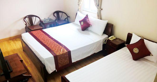 Nhà nghỉ tại Hà Nội giá rẻ – Nhà nghỉ ở phố cổ, gần hồ Hoàn Kiếm