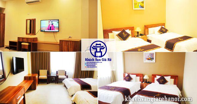 khách sạn Sao Mai Mely giá rẻ nhất