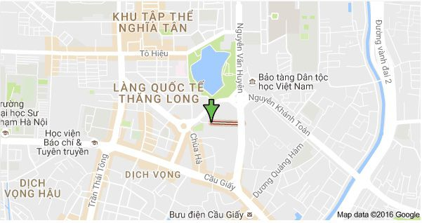 Ngõ 57 Nguyễn Khánh Toàn, Cầu Giấy, Hà Nội