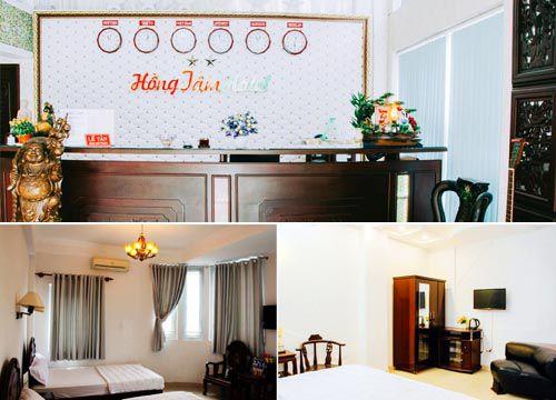 Khách sạn Hồng Tâm gần bến xe Miền Tây, tp HCM